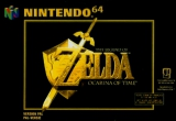 The Legend of Zelda: Ocarina of Time Compleet voor Nintendo 64