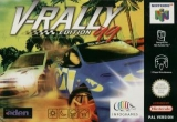 V-Rally Edition 99 voor Nintendo 64
