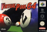 Virtual Pool 64 voor Nintendo 64