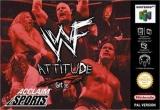 WWF Attitude voor Nintendo 64