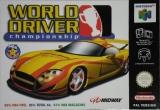 World Driver Championship Compleet voor Nintendo 64