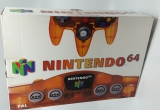 Nintendo 64 Fire Orange & Controller in Doos voor Nintendo 64