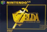 /The Legend of Zelda: Ocarina of Time Compleet voor Nintendo 64