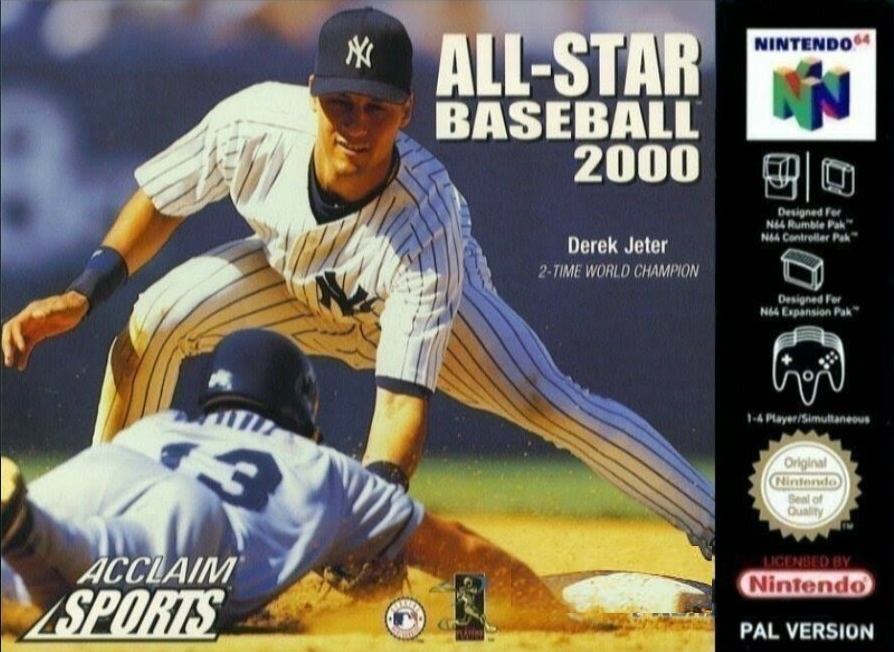 Boxshot All-Star Baseball 2000