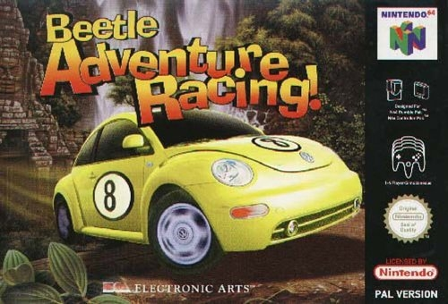 Boxshot Beetle Adventure Racing!