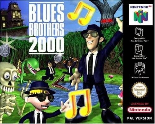 Boxshot Blues Brothers 2000
