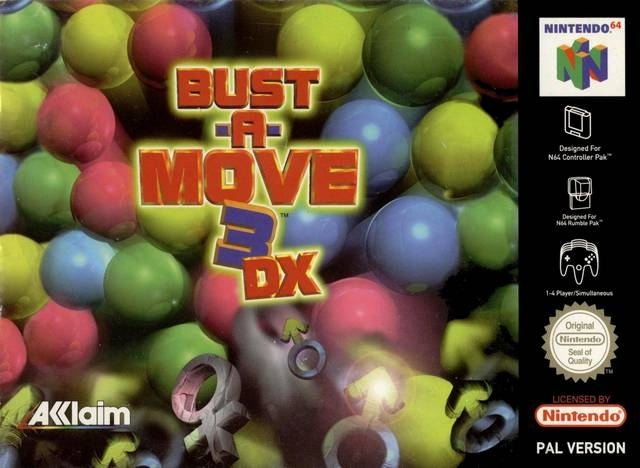 Boxshot Bust-A-Move 3 DX