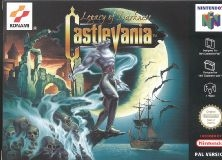 Boxshot Castlevania: Legacy of Darkness