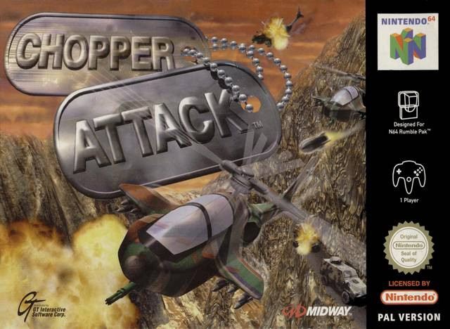 Boxshot Chopper Attack