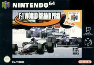 Boxshot F-1 World Grand Prix