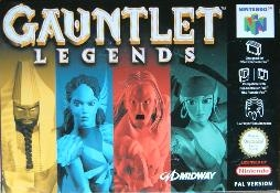 Boxshot Gauntlet Legends