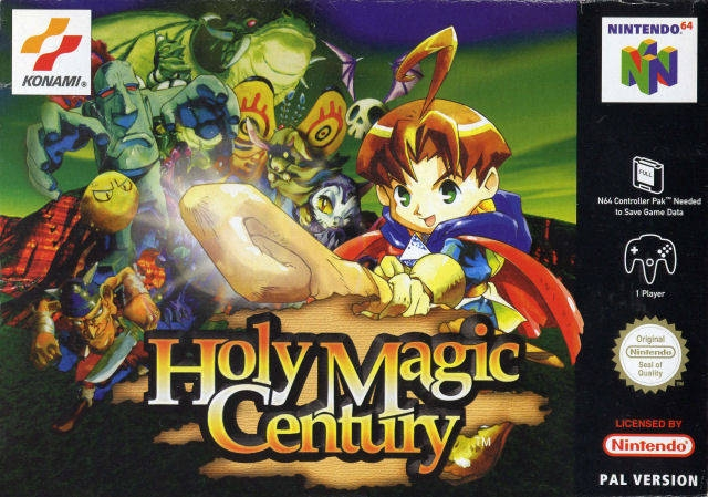 Boxshot Holy Magic Century
