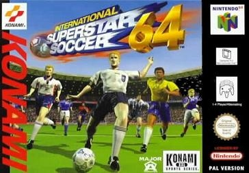 Boxshot International Superstar Soccer 64