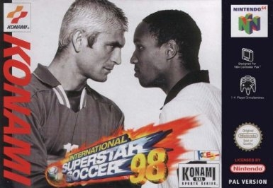 Boxshot International Superstar Soccer '98