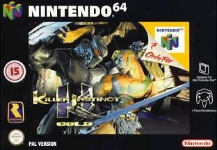 Boxshot Killer Instinct Gold
