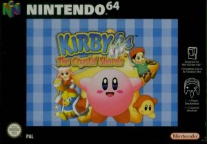 Boxshot Kirby 64: The Crystal Shards