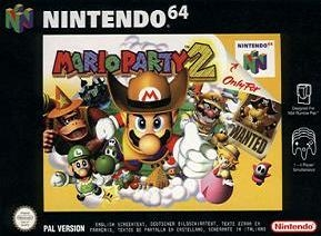 Boxshot Mario Party 2