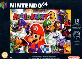 Boxshot Mario Party 3
