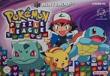 Boxshot Pokémon Puzzle League