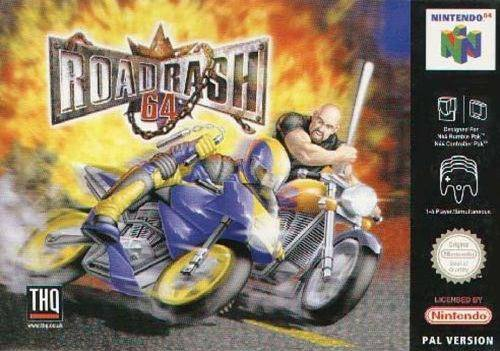 Boxshot Road Rash 64