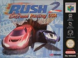 Boxshot Rush 2: Extreme Racing USA