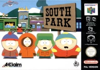 Boxshot South Park
