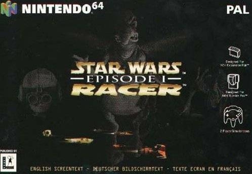 Boxshot Star Wars: Episode I Racer