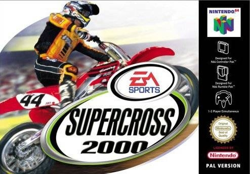 Boxshot Supercross 2000
