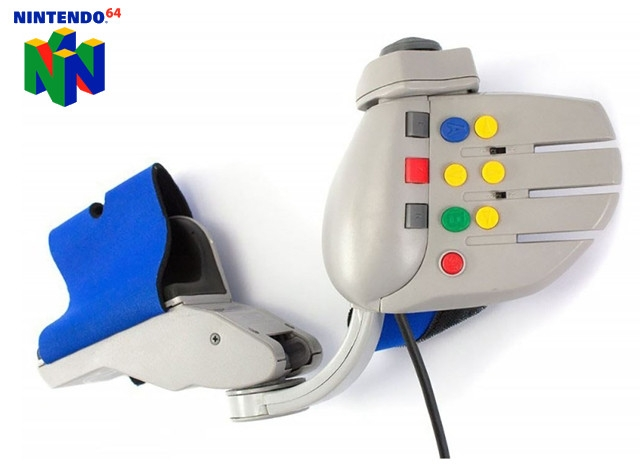 Boxshot The Glove: Video Game Control Controller