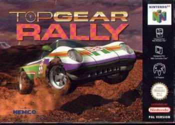 Boxshot Top Gear Rally