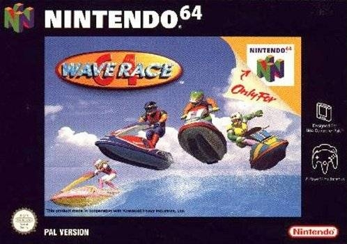 Boxshot Wave Race 64