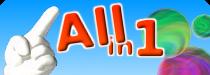 Logo N64-games en accessoires lijsten.