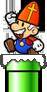 Sinterklaas Mario 64