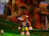 Banjo en Kazooie spelen in deze game nog steeds de hoofdrol.