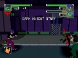 Verzamel verschillende wapens, zoals de Dark Knight Staff.
