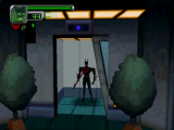Doe geweldige superheldendingen, zoals de lift gebruiken!