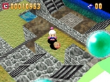 Bomberman nu als platform adventure game...