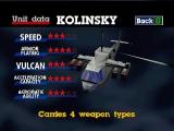 Elke Helikopter heeft zijn eigen zwaktes en sterktes.