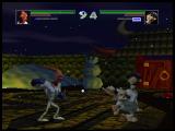 Deze game mag er dan 3D uitzien, in werkelijkheid zijn de karakters 2D-sprites.