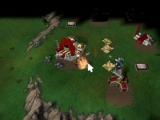 De game heeft ook een cursor, die je met de c-stick kan besturen.