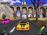 Race op verschillende wereldwijde locaties, zoals hier in Rome!
