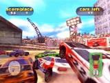 Speel als verschillende auto's, die waarschijnlijk binnen 10 minuten in de kreukels liggen.