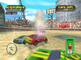 <a href = http://www.mario64.nl/Nintendo-64-spel.php?t=Destruction_Derby_64 target = _blank>Destruction Derby 64</a> is een racegame die je beloont voor het vernietigen van tegenstanders.