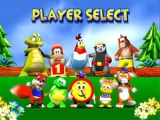 Speel o.a. als Diddy Kong, Conker uit Conker&apos;s <a href = http://www.mario64.nl/Nintendo-64-spel.php?t=Conkers_Bad_Fur_Day target = _blank>Bad Fur Day</a> en Banjo uit <a href = http://www.mario64.nl/Nintendo-64-spel.php?t=Banjo_Kazooie target = _blank>Banjo Kazooie</a>.