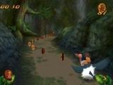 Als je alle  Tarzan-letters verzamelt, krijg je één van de verschillende soorten bonuslevels!