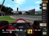 Je kan in deze game ook in first person racen, voor extra snelheidsgevoel!