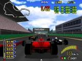 Speel als verschillende Formule 1-wagens.