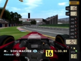 Je kan ook in first person racen, alsof je zelf achter het stuur zit!