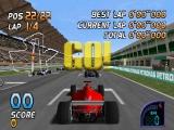 Je start bij iedere race in de laatste positie, dus probeer jezelf naar voren te rijden!
