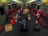 Deze game doet een beetje denken aan een beat'em up, maar dan in 3D.